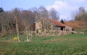 Ancienne ferme à La Bormillière